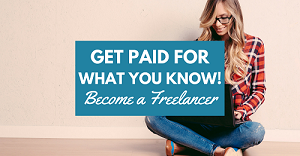 make money become a freelancer