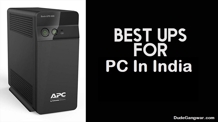 5 Best Ups For Pc In India 2020 Buyer S Guide Reviews